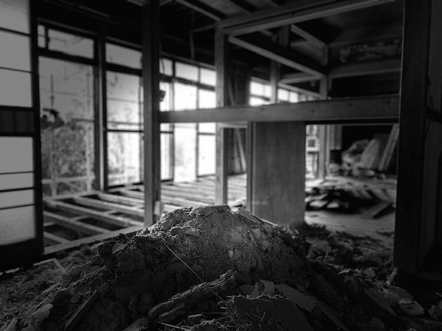 解体工事 カタリナハウス