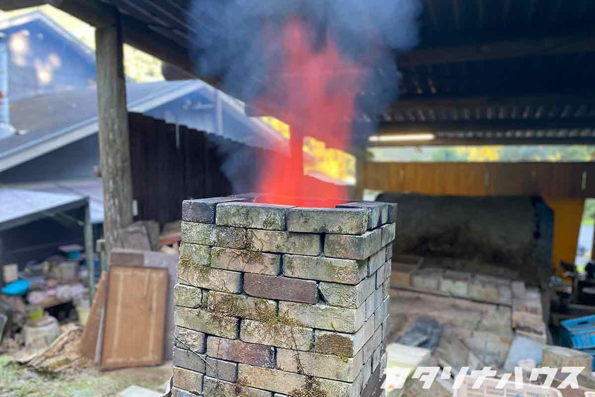 窯 カタリナハウス
