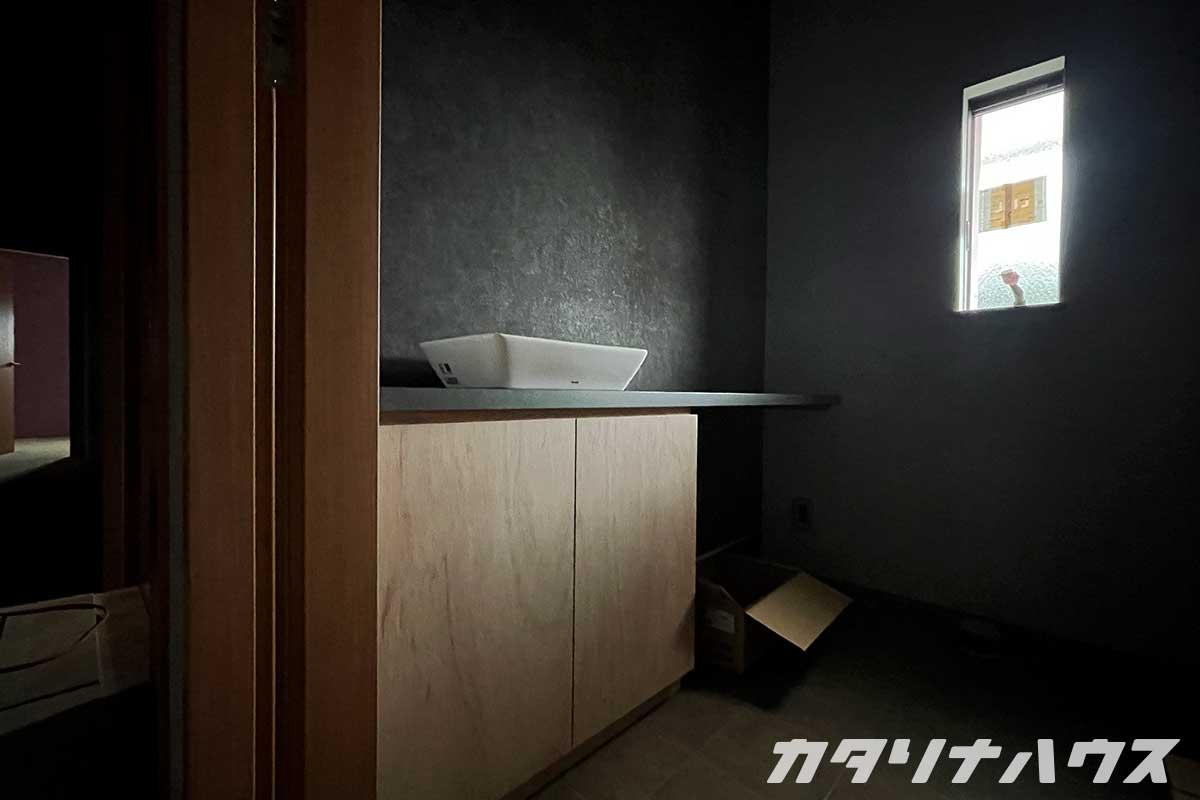 トイレ造作収納
